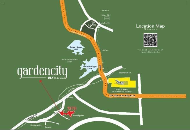 gardencity location