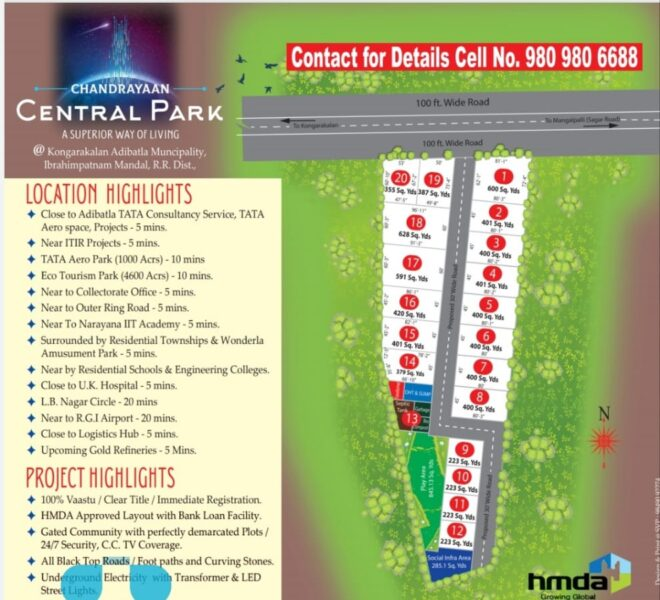 central park layout 1